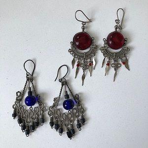 💝2/25💝2 pair Earrings -Ten Thousand Villages